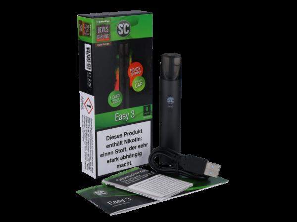 SC Easy 3 E-Zigarette Starter Kit