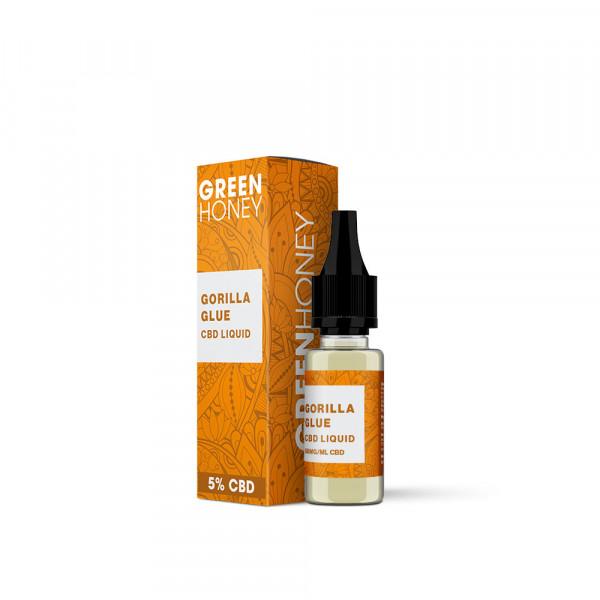 Green Honey CBD Liquid - Gorilla Glue