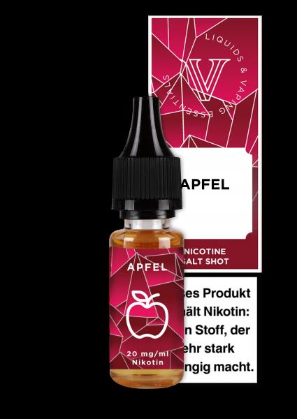 V! NicSalt Liquid - Apfel
