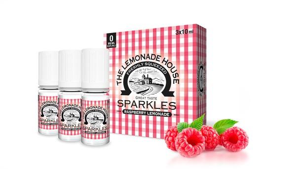 Sparkles - Raspberry Lemonade