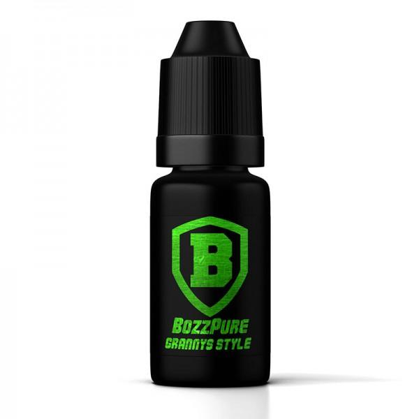 Bozz Pure - Granny's Style Aroma