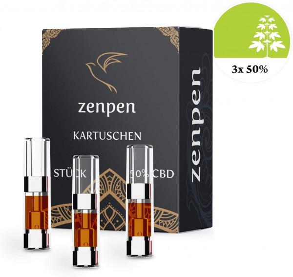 ZenPen 3er Kartuschen Set