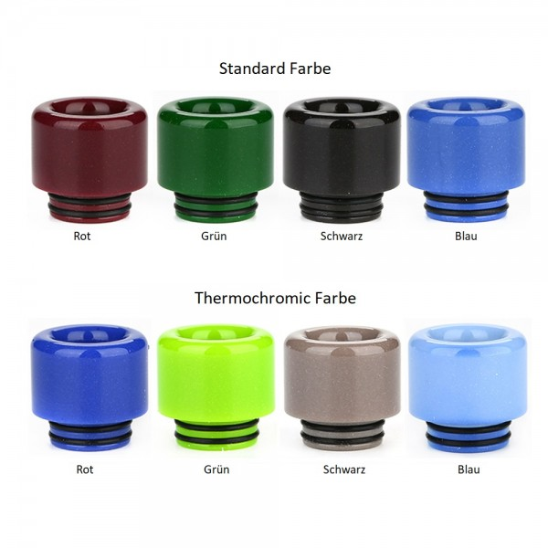 Thermochromic 810 Resin Drip Tip