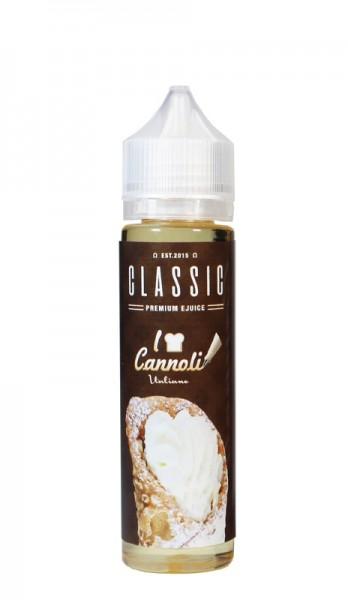 Classic Ejuice - I ™¥ Cannoli