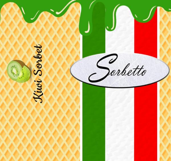 Sorbetto - Kiwi Sorbet Aroma