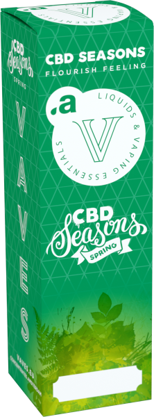 V! CBD Seasons - Spring