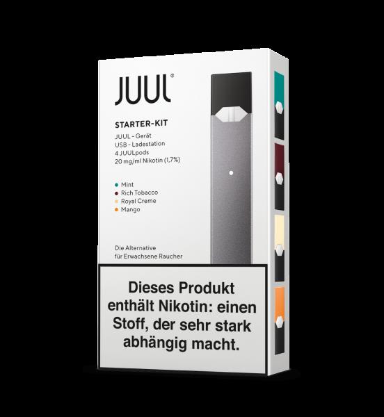 JUUL E-Zigarette Starter Kit
