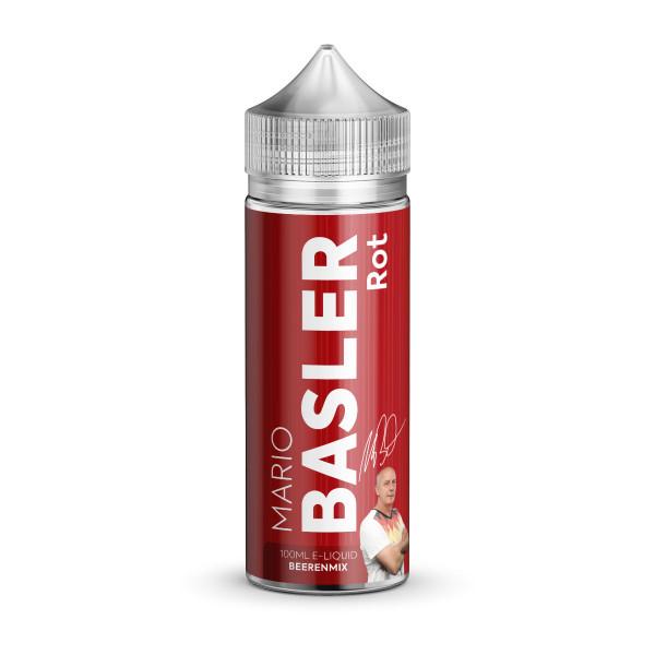Mario Basler - Rot - Beeren Mix - 100ml (Shortfill)