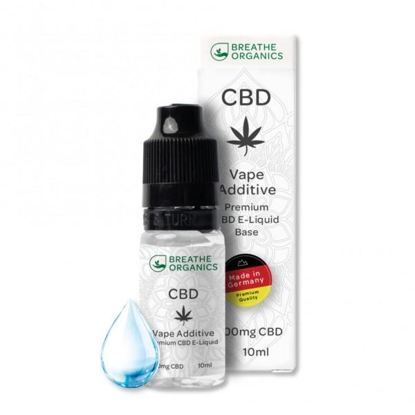 Breathe Organics - Vape Additive 1000mg