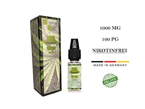 V! Organic CBD Shot - 1000mg
