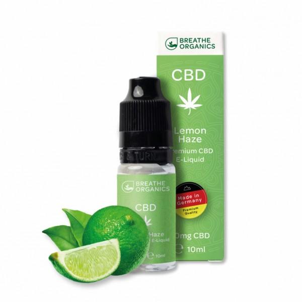 Breathe Organics - Lemon Haze
