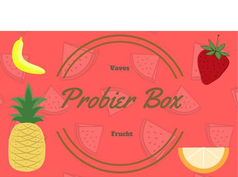V! Probierbox Frucht E-Liquids
