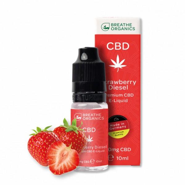 Breathe Organics - Strawberry Diesel