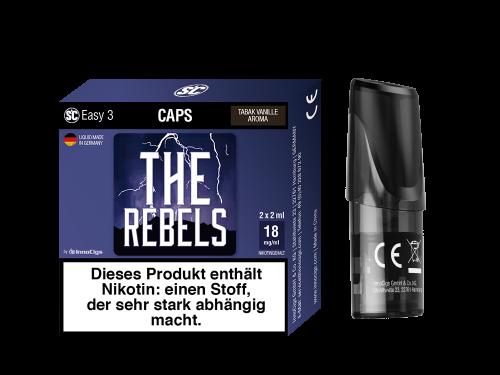 SC Easy 3 Pod The Rebels Vanille Liquidpod 2er Set