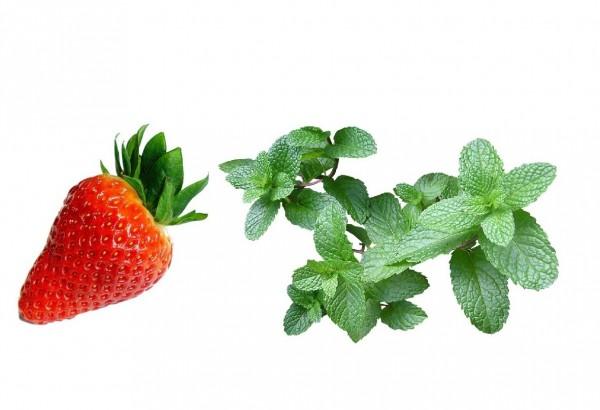 Erdbeer-Menthol Aroma