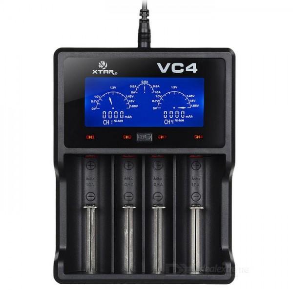 XTAR - VC4 4 USB-Ladegerät